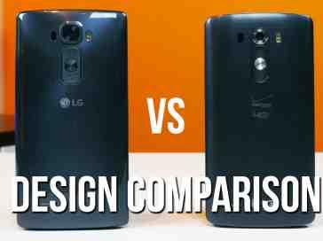 LG G Flex 2 vs LG G3 - design comparison - PhoneDog