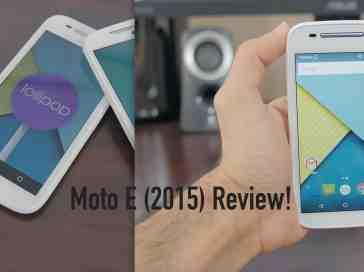 Moto E (2nd Gen) Review