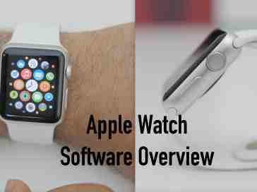 Apple Watch Software Overview