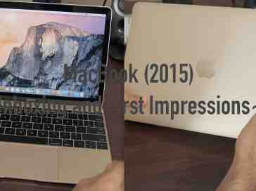 Apple MacBook (2015) Unboxing and First Impressions