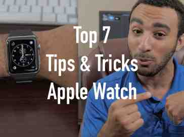 Top 7 Tips and Tricks: Apple Watch