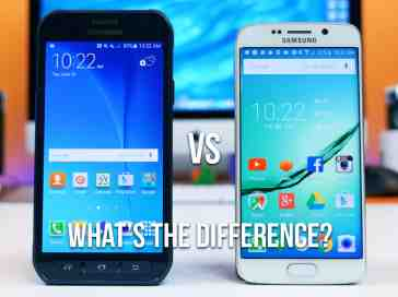 Galaxy S6 Active vs Galaxy S6 Edge - What's the difference? - PhoneDog
