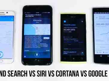 Hound Beta Search vs Siri vs Cortana vs Google Now - PhoneDog