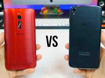 ASUS ZenFone 2 vs Alcatel OneTouch Idol 3 - PhoneDog