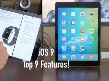 Top 9 Features on iOS 9