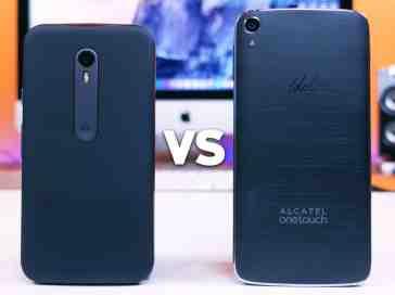 Moto G (3rd Gen) vs OneTouch Idol 3 - Best Budget Smartphones - PhoneDog