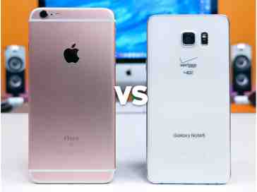 14 reasons why iPhone 6s Plus is better than Galaxy Note 5 - PhoneDog