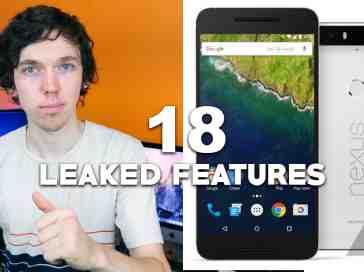 Huawei Nexus 6P: 18 Leaked Features - PhoneDog