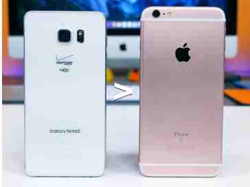 10 reasons why Galaxy Note 5 is better than iPhone 6s Plus - PhoneDog