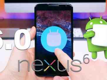 Android 6.0 Marshmallow on Nexus 6 - PhoneDog