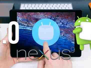 Android 6.0 Marshmallow on Nexus 9 - PhoneDog