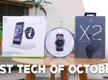 Best Tech of October 2015! - PhoneDog