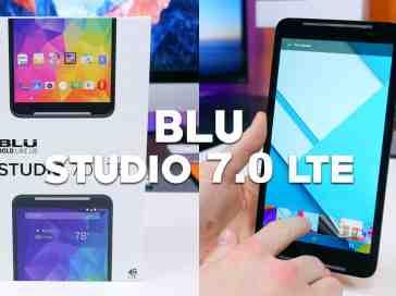 BLU Studio 7.0 LTE Unboxing & Mini Review - PhoneDog