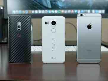 Nexus 5X vs iPhone 6S Plus vs OnePlus 2: Fingerprint Scanner Speed Test
