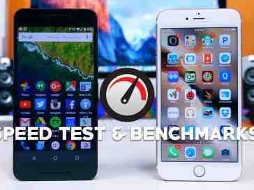 Nexus 6P vs iPhone 6s Plus - Speed Test & Benchmarks - PhoneDog