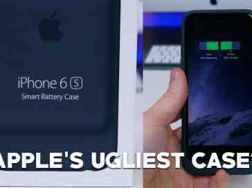 Hands-on the ugly Apple iPhone 6s Smart Battery case - PhoneDog