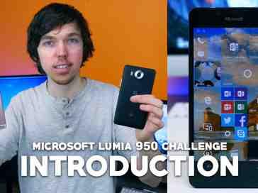 Lumia 950 Challenge - Introduction - PhoneDog