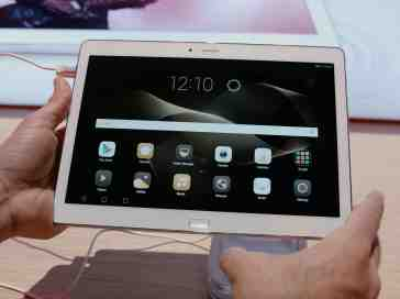 Huawei MediaPad M2 10.0 Hands On
