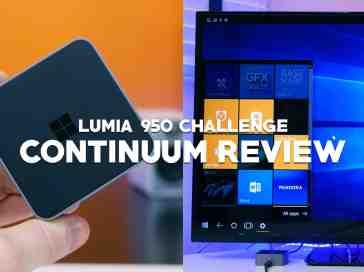 Lumia 950 Challenge - Is Continuum Worth It? - PhoneDog