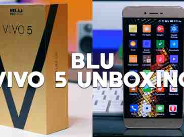 BLU Vivo 5 Unboxing & First Look - PhoneDog