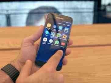 Samsung Galaxy S7 Hands On!