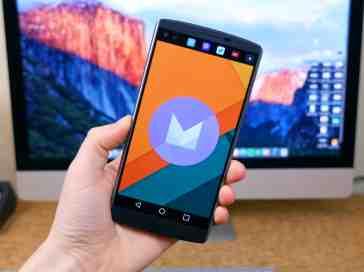 Android 6.0 Marshmallow on LG V10 - PhoneDog