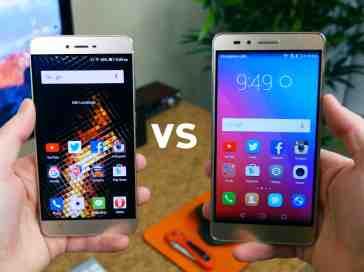 Huawei Honor 5X vs BLU Vivo 5 - Comparison - PhoneDog