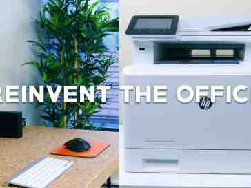 Reinvent The Office With HP