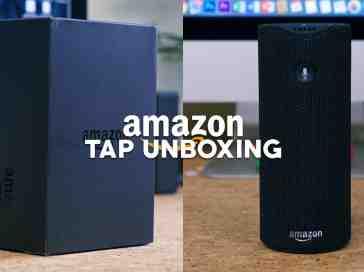 Amazon Tap: Alexa-Enabled Portable Bluetooth Speaker Unboxing - PhoneDog