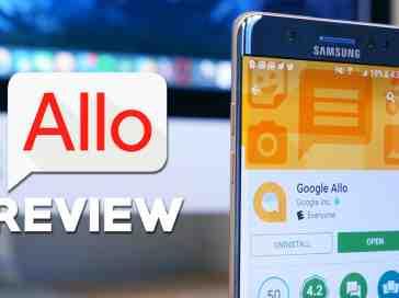 Google Allo Review - PhoneDog