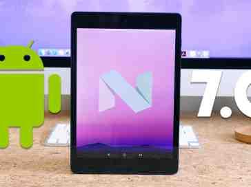 Android 7.0 Nougat on Nexus 9! - PhoneDog