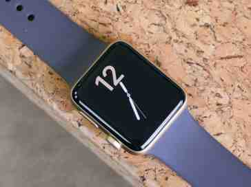 Apple Watch Series 2 Gold Aluminum Case with Cocoa Sport Band: Hands-On - PhoneDog