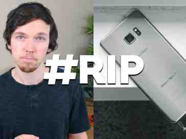 RIP Galaxy Note 7 - PhoneDog