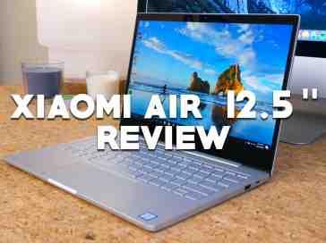 Xiaomi Air 12 Laptop Review - PhoneDog