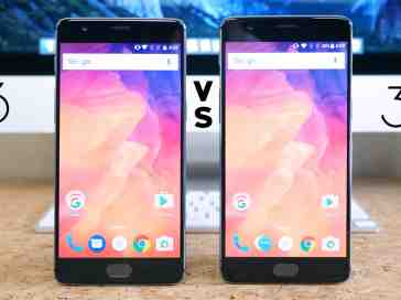 OnePlus 3 vs OnePlus 3T: What's the difference? - PhoneDog