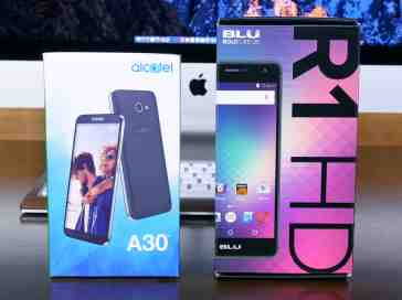 Alcatel A30 vs BLU R1 HD: Best Budget Smartphones Under $100 - PhoneDog