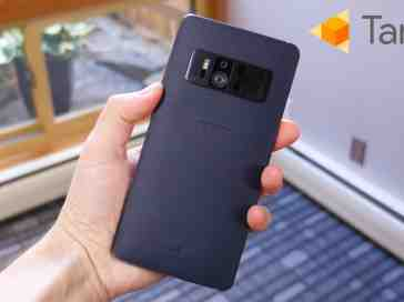 Asus ZenFone AR With Project Tango: Unboxing and First Look - PhoneDog