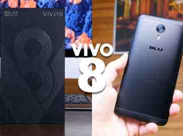 BLU Vivo 8 Review - PhoneDog