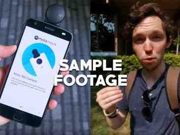 Moto 360 Camera Mod Sample Footage In 4K! - PhoneDog