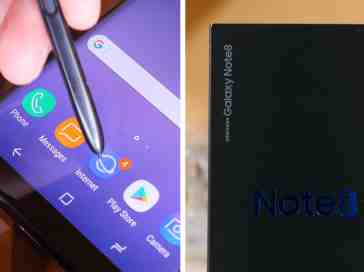 Samsung Galaxy Note 8 Unboxing and First Impressions - PhoneDog