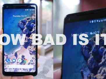 How Bad Is the Google Pixel 2 XL's Display? - PhoneDog