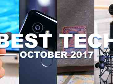 Best Tech of October 2017! - PhoneDog