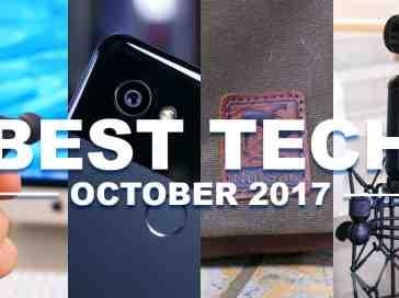 Best Tech of October 2017! - PhoneDog