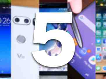 Top 5 Smartphones of 2017! - PhoneDog