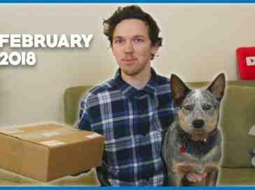 Unboxing Haul With Arlo the Phone Dog! - February 2018 - PhoneDog