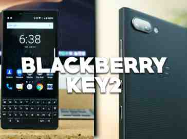 BlackBerry KEY2 Unboxing and First Look - PhoneDog