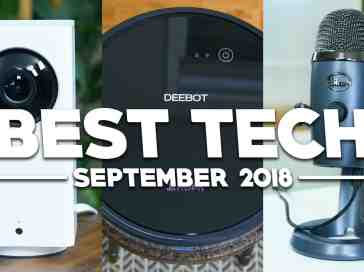 Best Tech of September 2018! - PhoneDog