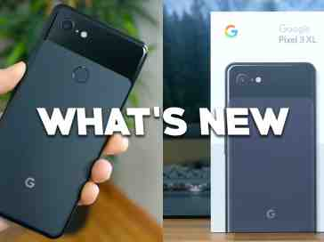 Google Pixel 3 XL Unboxing, Setup and First Impressions - PhoneDog