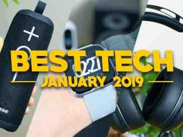 Best Tech of January 2019!