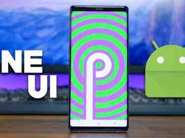 Samsung One UI On Galaxy Note 9